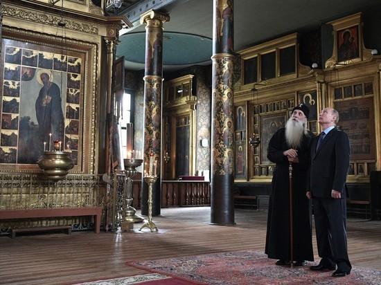Путин совершил самый оригинальный визит: старообрядцы ждали 350 лет