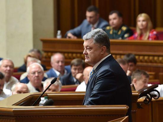 Порошенко согласился на банкротство Украины: Киев обязали выплатить долги «Нафтогаза»