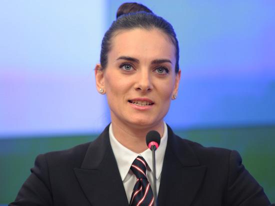 Исинбаева покинула пост председателя наблюдательного совета РУСАДА, выполнив требование WADA