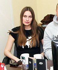 Марина Талагаева