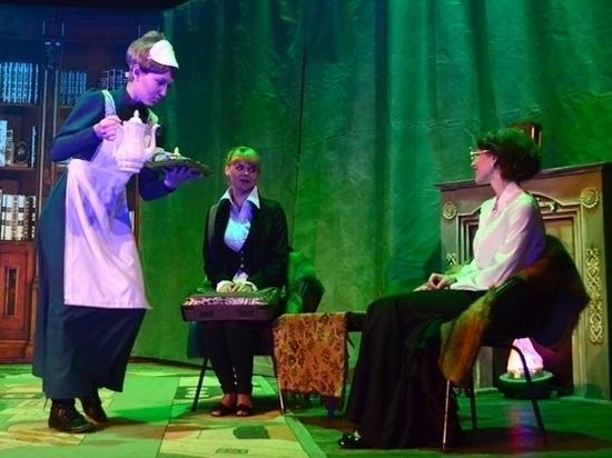 Учебный театр Державинского университета признан лучшим студенческим театром России
