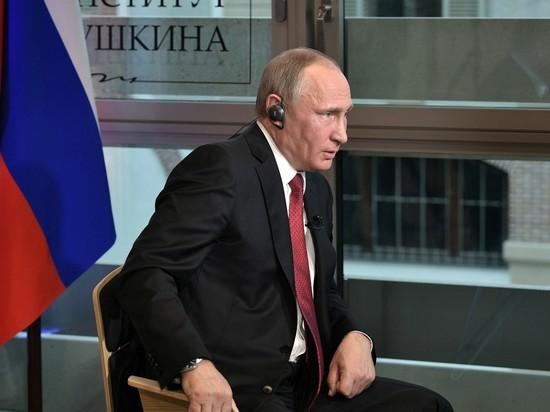 Путин пожаловался журналистам на русофобию в мире: зашкаливает через край