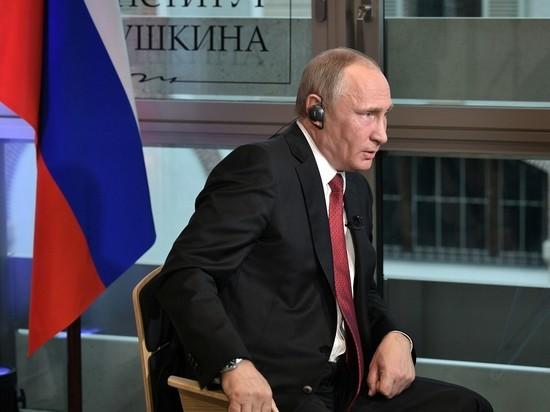 Песков сказал, каким образом может пройти встреча В. Путина иТрампа