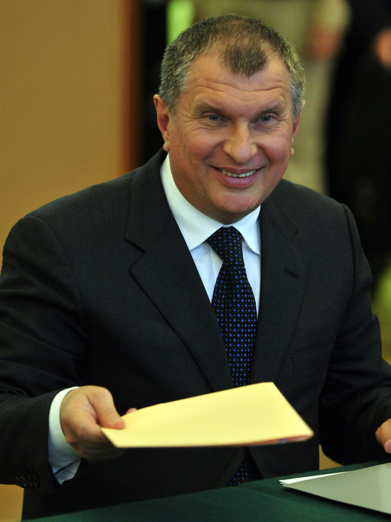Сечин: цель санкций против России – повлиять на выборы