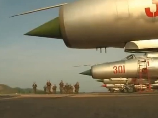 КНДР потренировалась наносить удары по американским авианосцам