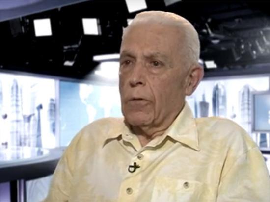 Скончался известный советский тележурналист Леонид Золотаревский