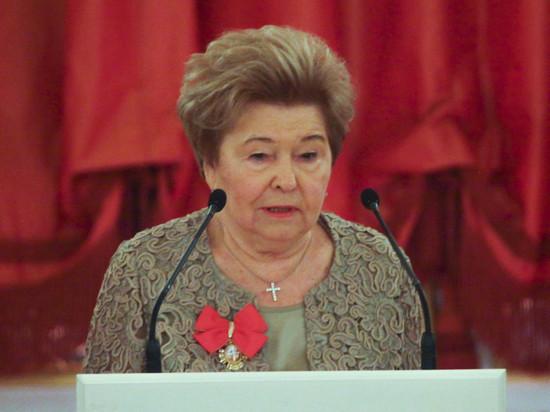 Наина Ельцина охарактеризовала 90-е годы как «святые»