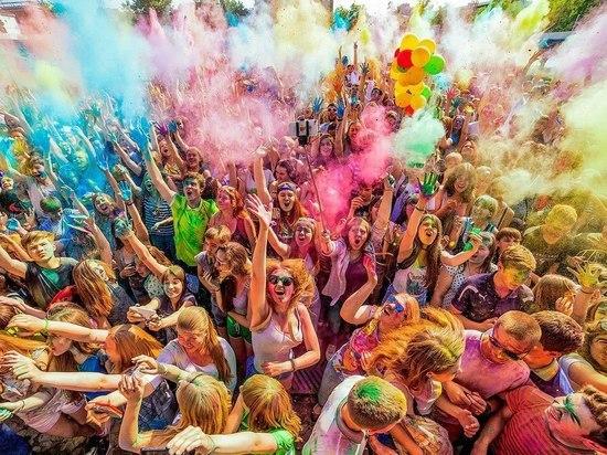 Фестиваль красок в Тамбове все-таки состоится
