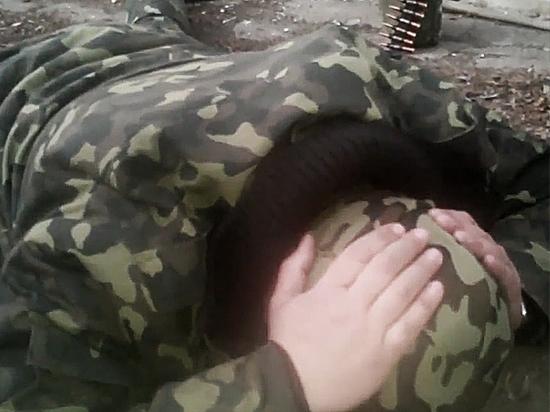 Российские пленные на Украине передали воззвание минским переговорщикам
