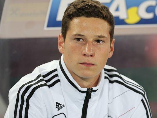Капитаном сборной Германии на Кубке Конфедераций будет Юлиан Дракслер
