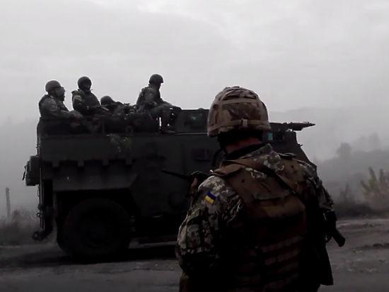 Армия Украины перешла внаступление наДонбассе— национальная полиция ЛНР