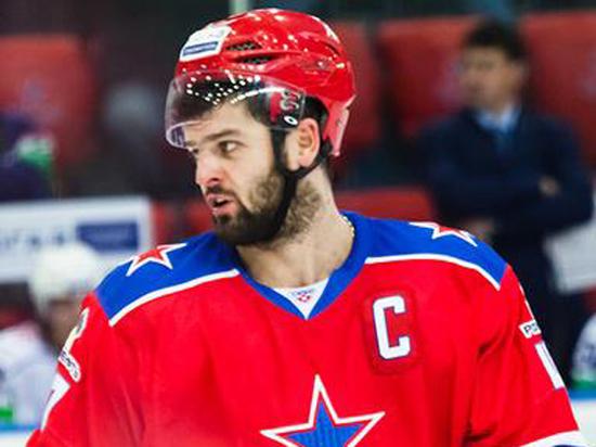 Хоккеист Александр Радулов расстался сженой спустя год брака