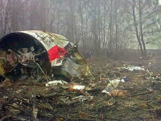 В МАК объяснили «пропажу» последних секунд записи полета польского Ту-154