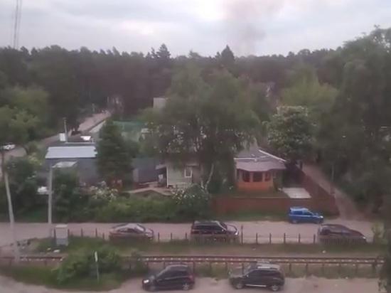 Кратовский стрелок сбежал из оцепленного дома: онлайн