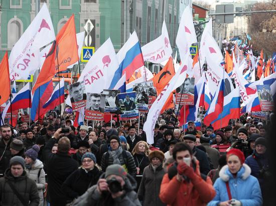 Полиция предупредила о нападениях на митинге Навального в Москве