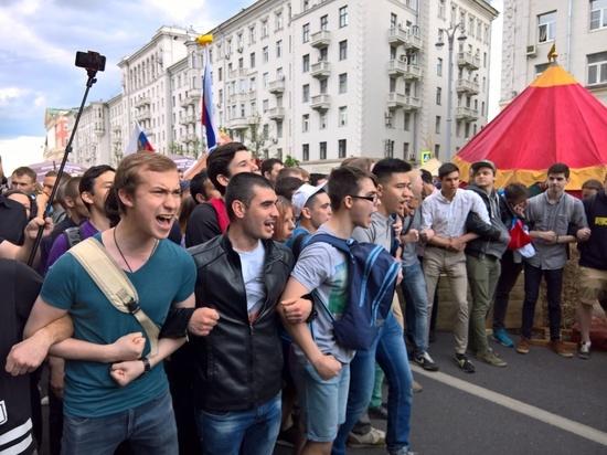 Как Навальный