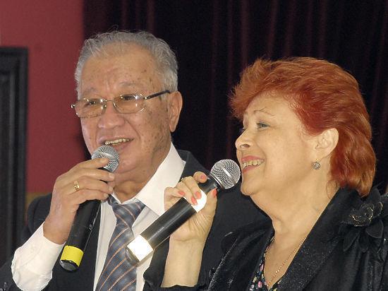 Алла Иошпе: «Мы поем про любовь и нам верят»