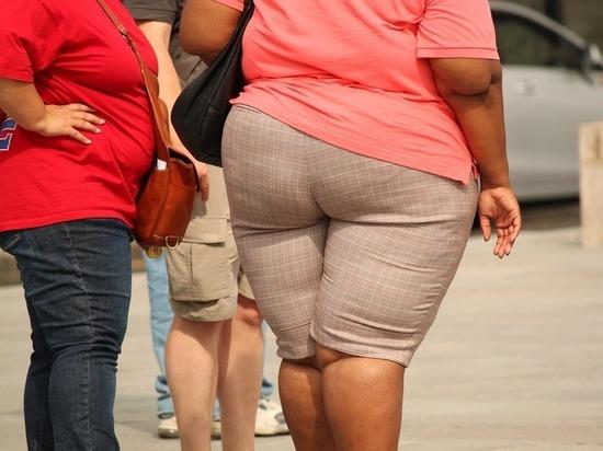Ученые: каждый десятый человек в мире страдает от ожирения