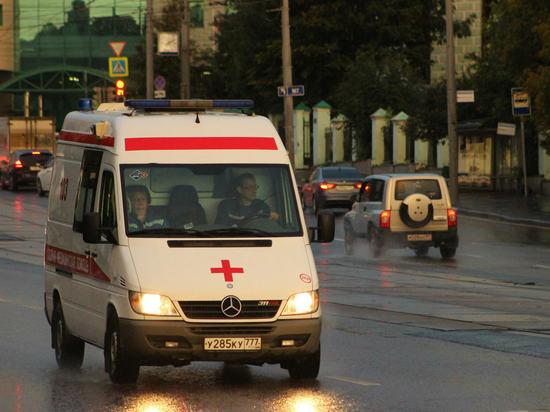 Пятилетняя девочка погибла оттравм, приобретенных настроительном рынке вПушкинском районе