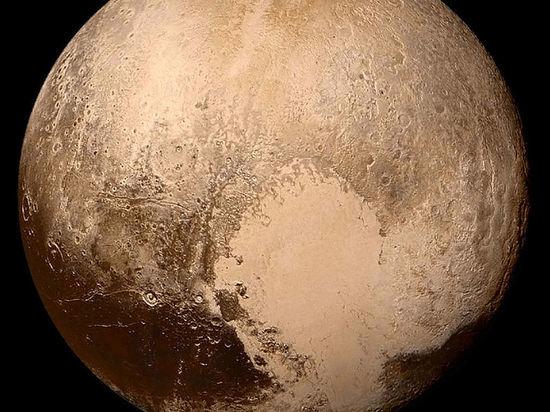 Ватмосфере Плутона найдены семь облаков