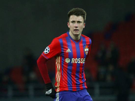 ФИФА назвала Головина, Миранчука и Джикию надеждами сборной России