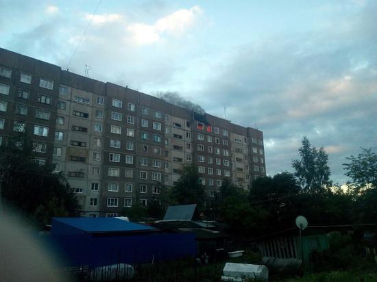 В Моршанске в многоэтажке произошел взрыв газа: двести человек эвакуированы