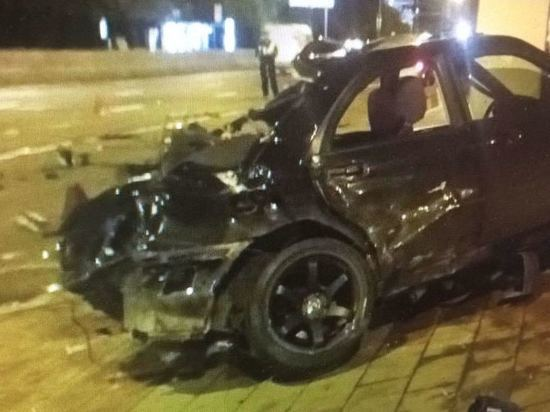 На юго-западе Москвы полицейский сбил пешехода