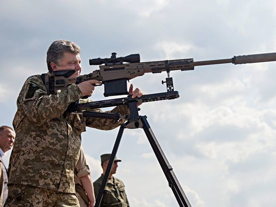 Турчинов объявил онеобходимости закончить АТО вДонбассе