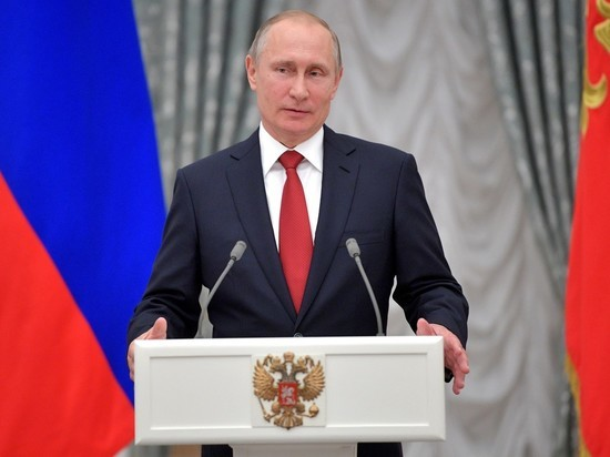 Мечты оповерженной Российской Федерации останутся надеждами — Путин