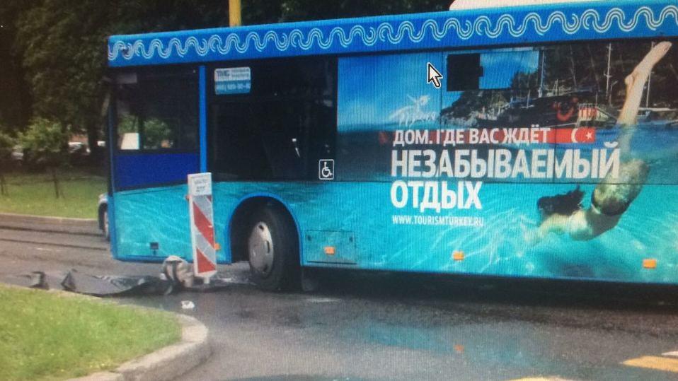 У здания МГУ под автобусом погибла известная профессор-почвовед