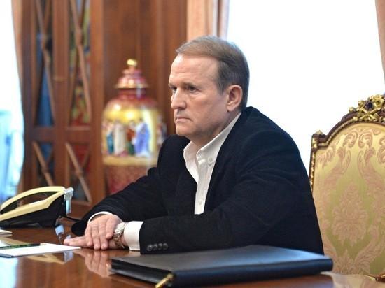 Путин: «Ясчитаю Виктора Медведчука украинским националистом»