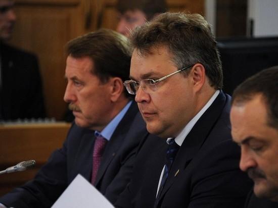 Как готовили отставку Владимира Владимировича: главу Ставрополья убрали в прямом эфире