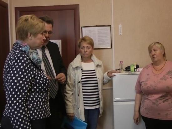 Жителям Моршанска, чьи квартиры разрушил взрыв газа, предложили поселиться в санатории