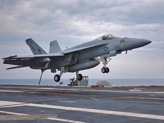 Пушков о сбитом коалицией самолете ВВС Сирии - очередной акт войны