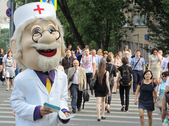 Самый богатый врач Подмосковья получает около 750 тысяч рублей в месяц