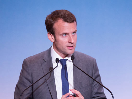 МВД Франции официально объявило о победе партии Макрона