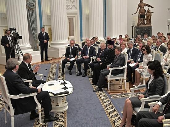 Путин обакциях протеста: в Российской Федерации все «посвободней ипопроще»