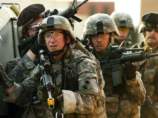 Эксперты о размещении армии США на Украине