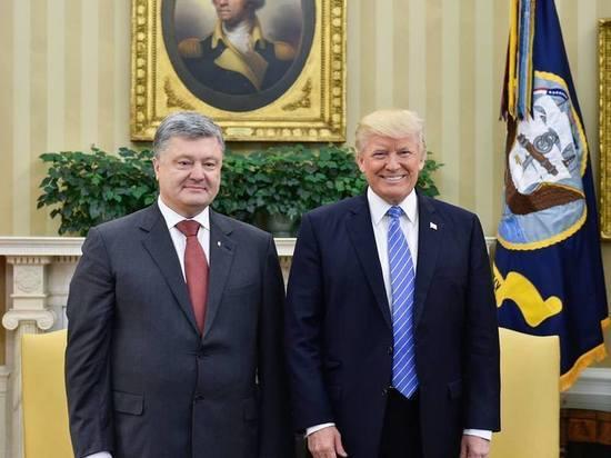 СМИ узнали о том, как Трамп обидел Украину «неправильным» названием