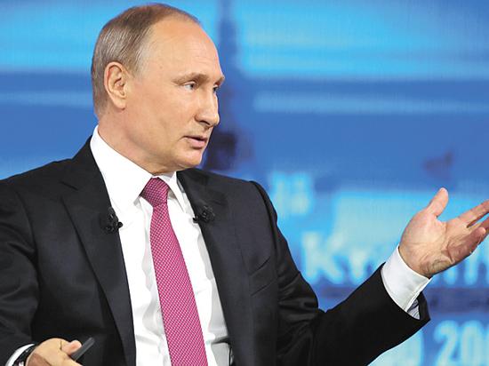 Путин приобщился к классному руководству
