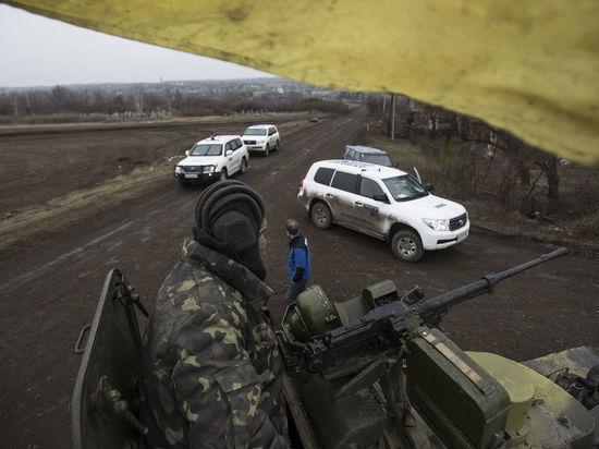 Спланированная провокация: спецслужбы ДНР задержали угрожавших патрулю ОБСЕ вооруженных людей