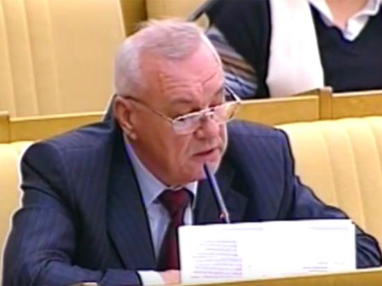 Депутат Государственной думы всех созывов Сергей Решульский преждевременно сдал мандат