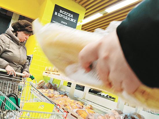 Россияне перестали есть хлеб: за десять лет на четверть меньше