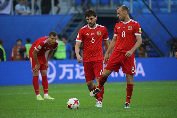 На грани гола: Россия билась с Роналду как могла