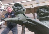 В Подмосковье откроется памятник для селфи с Белкой и Стрелкой