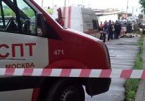 В Москве скончались трое рабочих, надышавшихся болотным газом