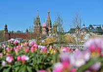 Ко дню города в столице откроется парк «Зарядье»