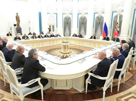 На закрытой встрече с Путиным академики воспротивились «закону трех кандидатов»