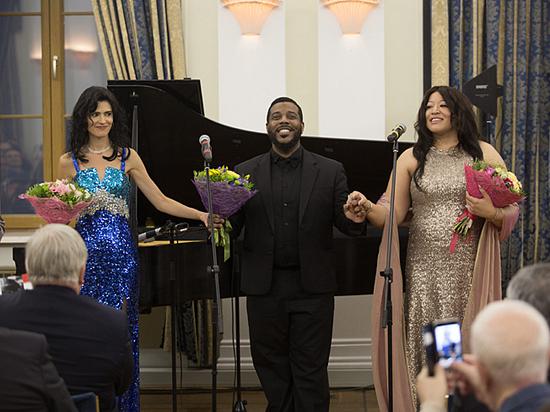 Классические певцы из Америки показали Москве своего Джорджа Гершвина