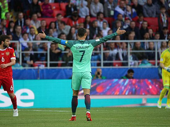 Роналду указал сборной России на ее проблемы